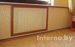 Экран для радиаторов Interno.by Решетка 6