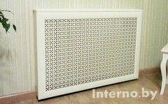 Экран для радиаторов Interno.by ламинированный МДФ 8