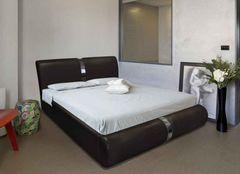 Кровать Кровать ZMF Милана (сп. место 160х200 см., черная)