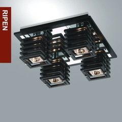 Светильник Светильник Odeon Light Ripen 1251/4C