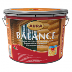 Защитный состав Aura Wood Balance 2.7 л (тик)