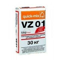 Сухая кладочная смесь Сухая кладочная смесь Quick-Mix VZ 01