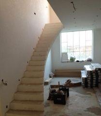 Лестница из бетона ИП Сопин А.В. Пример 163