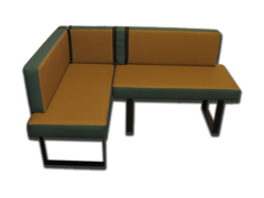 Кухонный уголок, диван Виктория Мебель Клер СК 2108