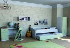 Детская кровать Детская кровать MillWood Neo4 с выдвижным ящиком