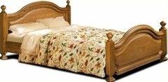 Кровать Кровать Гомельдрев Босфор ГМ 6233-04 (орех)