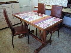 Обеденный стол Обеденный стол Stolmebel Модель 005