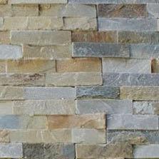 Натуральный камень Натуральный камень АЛЬТЕРфасад 3D панель из сланца Oyster Quarzite