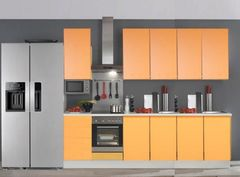 Кухня Кухня Анмикс Гретта оранж 2000