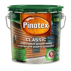 Защитный состав Защитный состав Pinotex Classic Светлый дуб 2,7л
