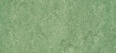 Линолеум Зеленый линолеум DLW Marmorette PUR 125-043 leaf green