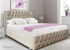 Кровать Кровать Настоящая мебель Афина 2 200х200