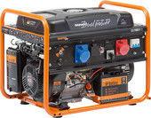 Генератор Генератор  Бензиновый генератор Daewoo Power GDA 7500DPE-3