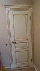Межкомнатная дверь Межкомнатная дверь из массива Демидав-Массив Модель 9