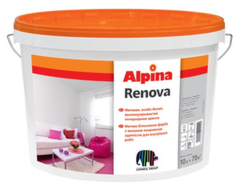 Краска Краска Alpina Renova 2.5 л