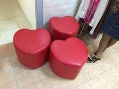 Пуфик Пуфик Soft Home Сердце