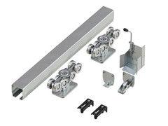 Комплектующие для ворот DoorHan Система роликов и направляющих для балки х/к 138x144x6 L=8000мм