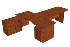 Мебель для руководителя Мебель для руководителя МебельДизайнПроект Пример 25