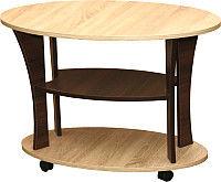 Журнальный столик Мебель-Класс Барселона (сонома/дуб шато 3)