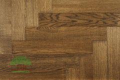 Паркет Паркет TarWood Венгерская елка Дуб Темный 14x100x600 (натур)