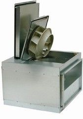Systemair RS 100-50 L3 A-WHEEL REC. FAN