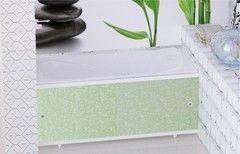 Экран под ванну Метакам Кварт зеленый иней 1480