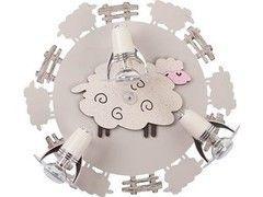 Детский светильник Nowodvorski Sheep III plafon 4076