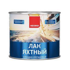 Лак Лак Neomid Яхтный полуматовый 0.75 л