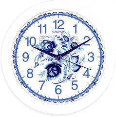 Часы Часы Energy Настенные часы Energy EC-102 гжель