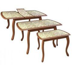 Обеденный стол Обеденный стол Древпром Альба М51