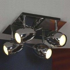 Настенно-потолочный светильник Lussole Baron LSN-4301-04