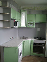 Кухня Кухня Лига мебели Вариант 38