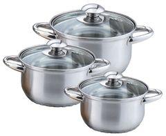 Наборы посуды Kelli KL-4201 6 пр.