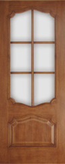 Межкомнатная дверь Межкомнатная дверь Green Plant Прима с рамкой ДО