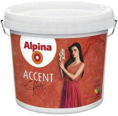 Декоративное покрытие Alpina Accent Effekt (2.5л)
