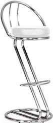 Барный стул Барный стул Nowy Styl Zeta Plus Chrome (V-01)
