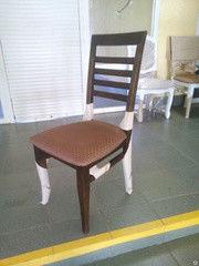 Кухонный стул Ельская мебельная фабрика МДК-93 ромб браун