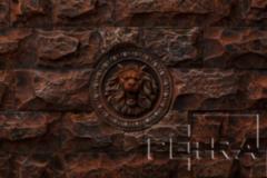 Искусственный камень Petra Лев