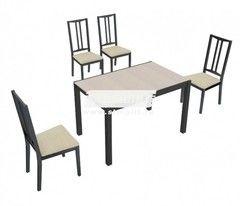 Обеденный стол Обеденный стол СтолПлит Диез Т4 + Этюд Т4