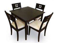 Обеденный стол Обеденный стол Red&Black 4023 DW Стол (Венге)