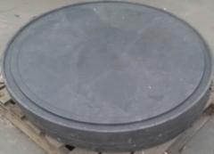 Полимерпесчаный колодец Спецкоммунтранс Плита днища