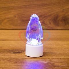 Декоративная светотехника NEON-NIGHT Пингвин Кристалл на подставке 501-052