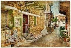 Фотообои Фотообои Vimala Старинный переулок