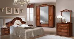Спальня Слонимдревмебель Грация 4-д (орех)