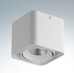 Встраиваемый светильник LightStar Monocco 052116
