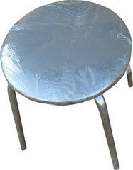 Кухонный стул Алвест Эконом серебро/серебро