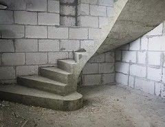 Лестница из бетона ИП Лемешев Н.В. Пример 3