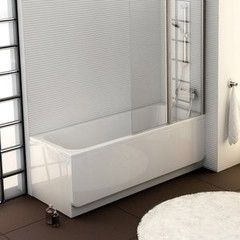 Экран под ванну Ravak Chrome 150 передняя панель