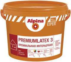 Краска Краска Alpina EXPERT Premiumlatex 3 База 1 (10 л)