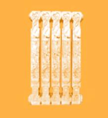 Радиатор отопления Радиатор отопления Минский завод отопительного оборудования 1К60П-60х500 Барельеф (7 секций)